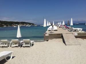 beach garoupe